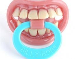 Tétine dents pour bébé