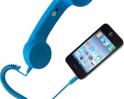 Kit piéton téléphone rétro