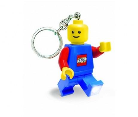 Porte-clés lampe Lego