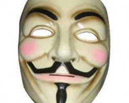 Masque V pour Vendetta / Anonymous