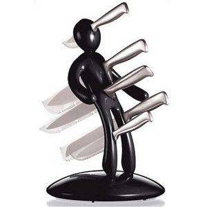 Bloc range couteaux Voodoo