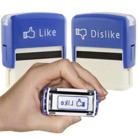 Tampons Facebook Like / Dislike