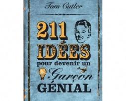 """Livre """"211 Idées pour devenir un garçon génial"""""""