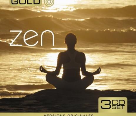 Coffret musique zen 3 CD