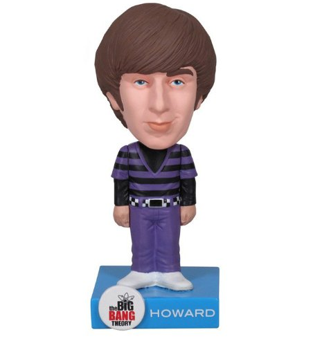 Figurine Howard The Big Bang Theory