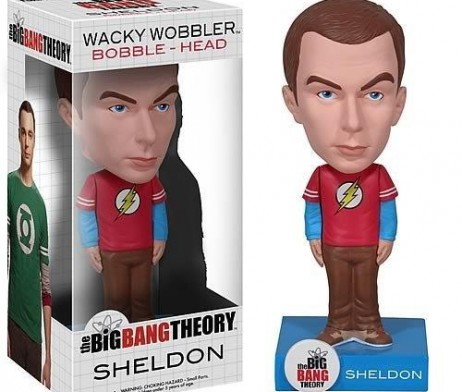 Figurine Sheldon The Big Bang Theory