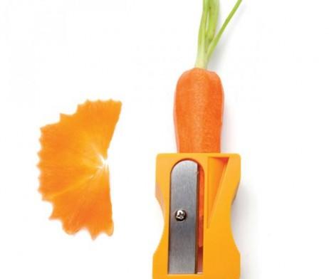 Karoto, le taille-crayon à légumes
