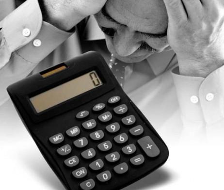 Calculatrice qui donne toujours la mauvaise réponse