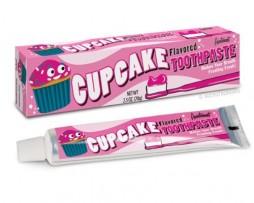 Dentifrice goût cupcake